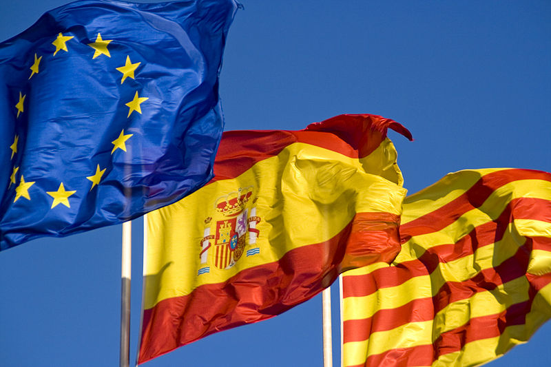 It is important to know that an independent Catalonia would be outside theEU